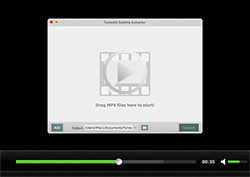 extract subtitles on Mac for free