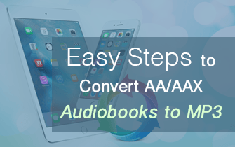 convert aa/aax to mp3