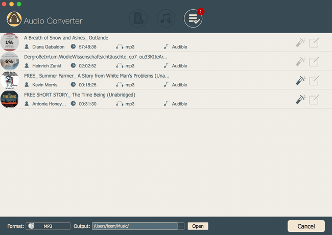 TunesKit Audiobook Converter for Mac 2.5.2