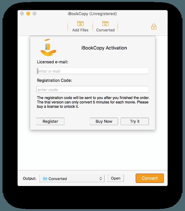 Tuneskit ibook copy for windows