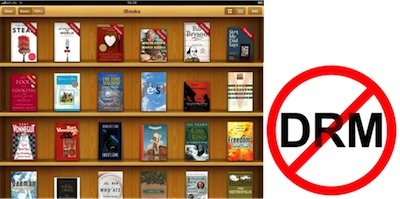 ibooks drm removal