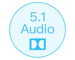 keep 5.1 audio track