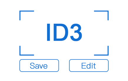 edit id3 tags