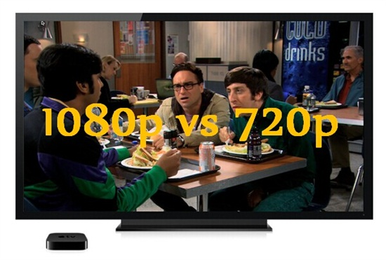 What's the Difference Between iTunes 1080p and 720p HD Movies