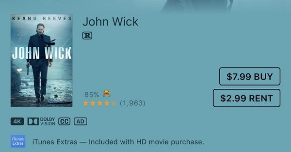 How to Convert iTunes 4K HDR Movies for Watching on HDR TV