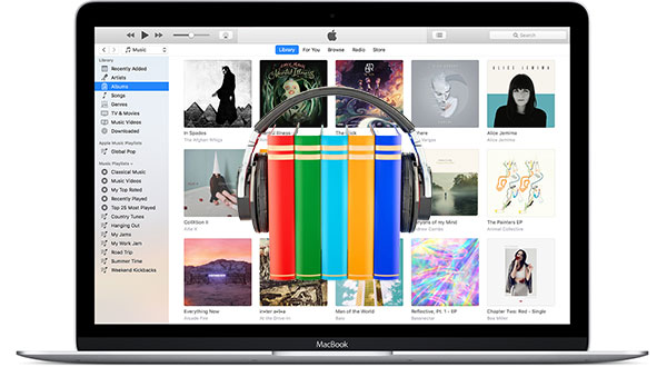Hot] How to Put Audiobooks to iTunes with Ease