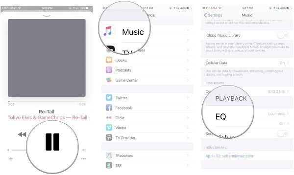 How to Adjust Sound Quality with Apple Music Equalizer