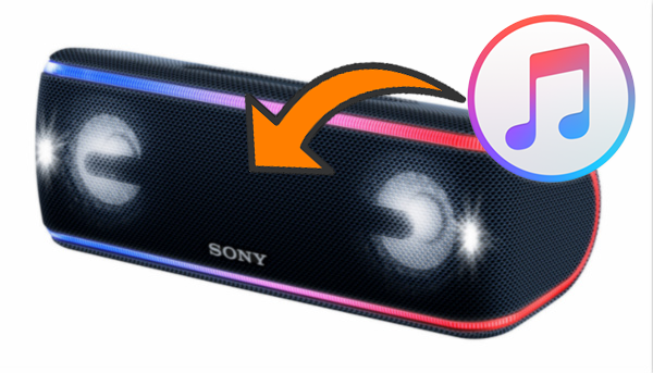 how to play apple music on sony speaker