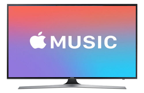 play apple music on samsung tv