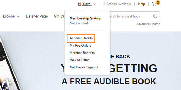 How to Cancel Your Audible Membership: 5 Steps