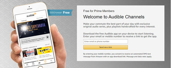 3 Best Ways to Download Free Audible Books