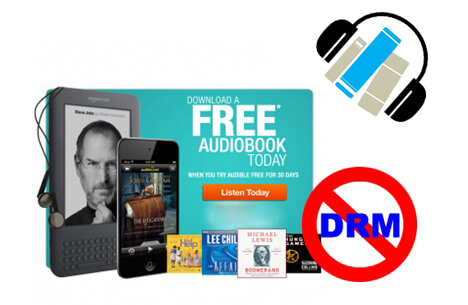 remove drm from audible
