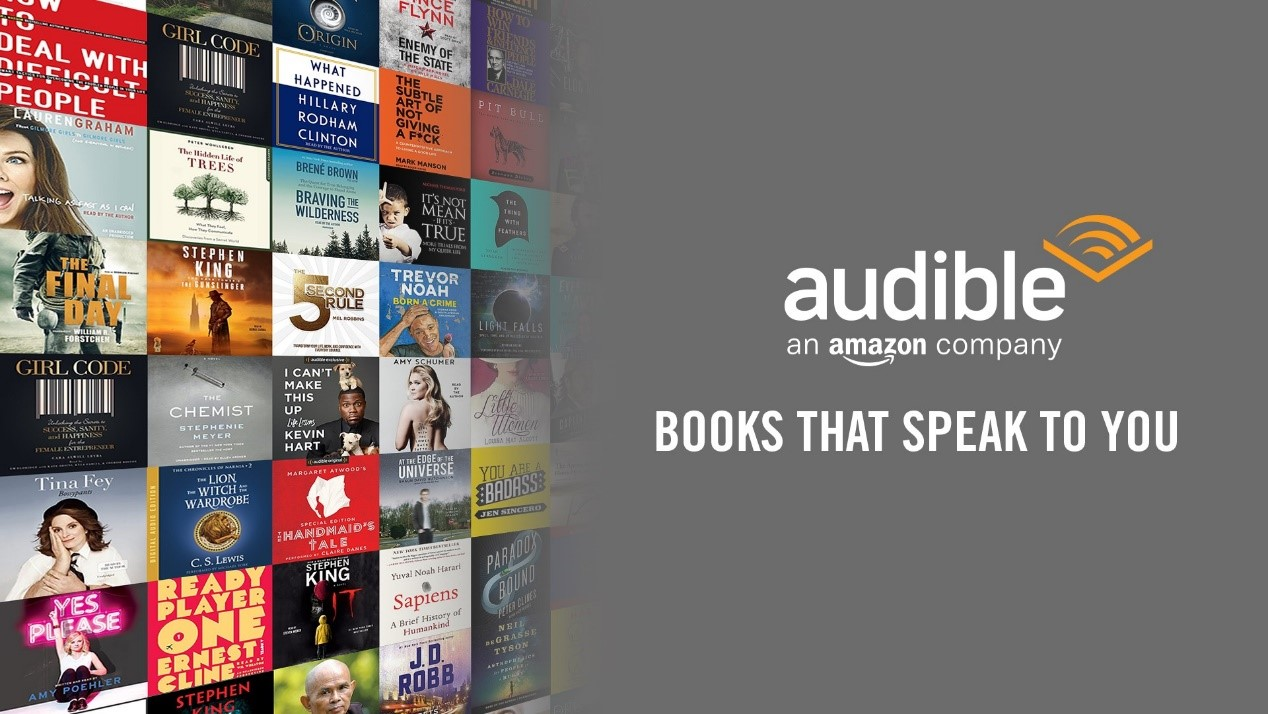 Comparison Between Audible, Google Audiobooks, and Apple Books