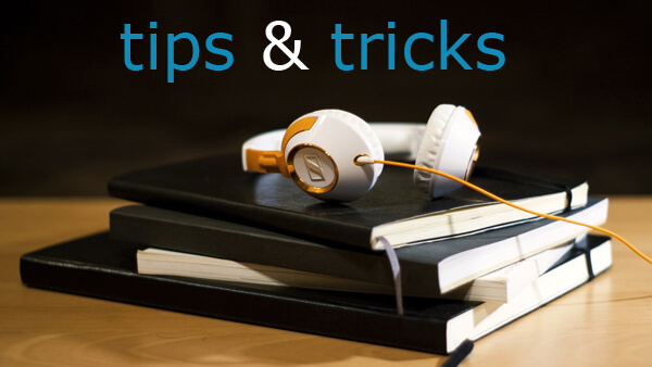 audible tips