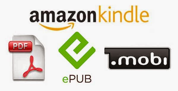 most popular ebook formats