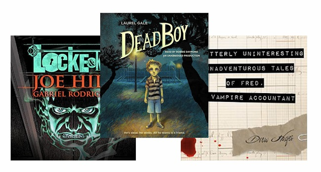 top audiobooks for halloween