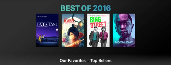 best of itunes 2016