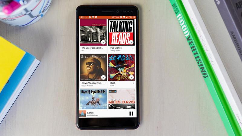 best music streaming service google play music