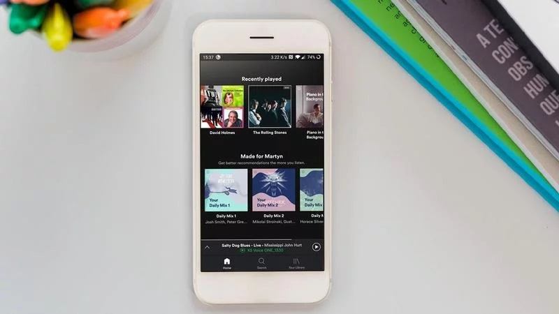 best music streaming service spotify