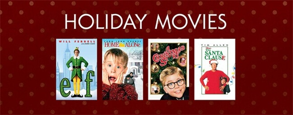 christmas holiday movie collection