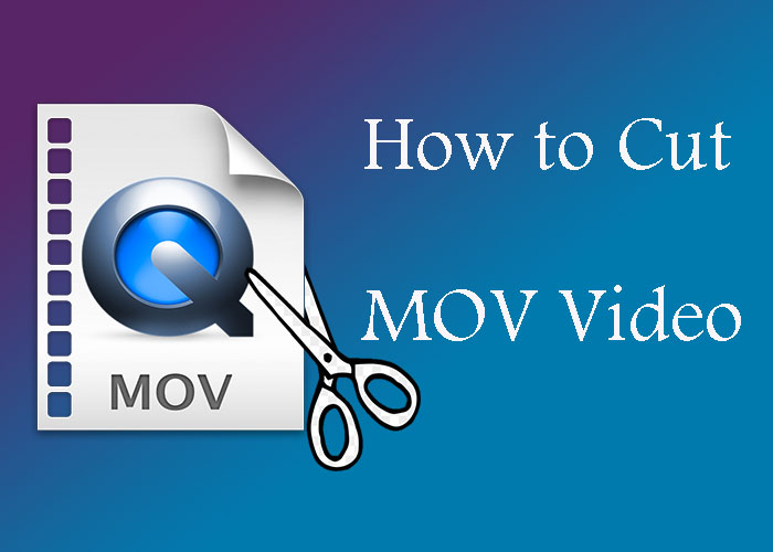 cut mov video