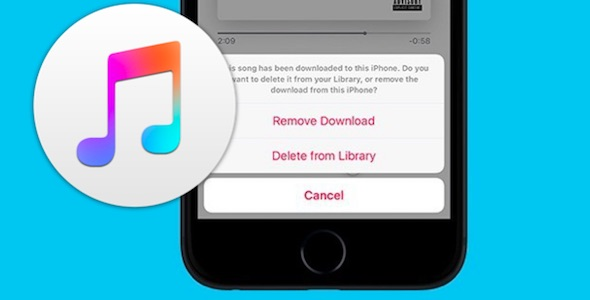 how to delete songs in iphone