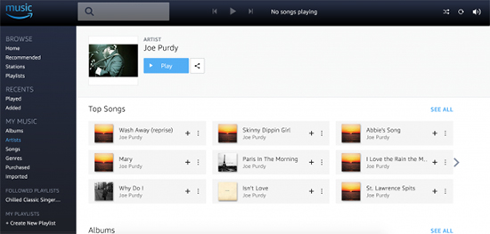 How to Download and Capture Amazon Music for Offline Listening