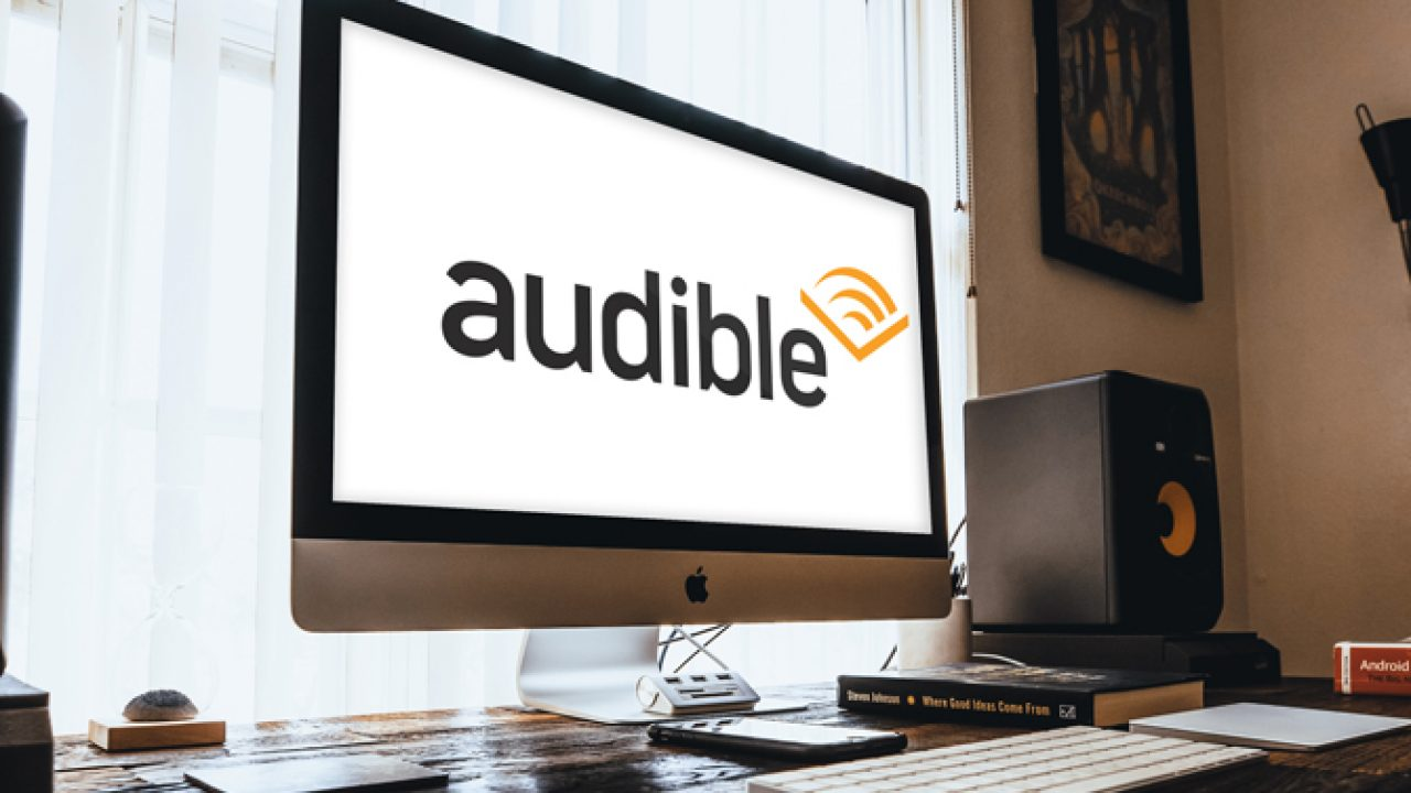 download audible books on mac