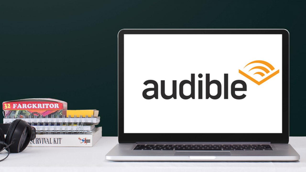 download audible books to pc