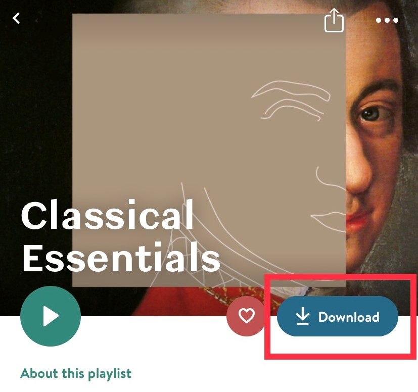 download primephonic classical music