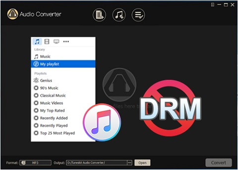 TunesKit DRM Audio Converter Full Review and Testing
