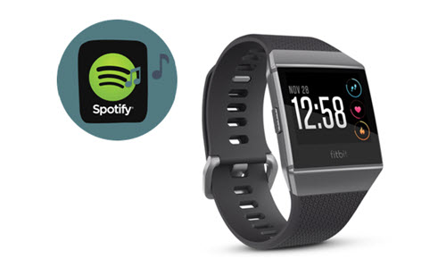 Spotify to Fitbit - How to Listen to Spotify Songs on Fitbit