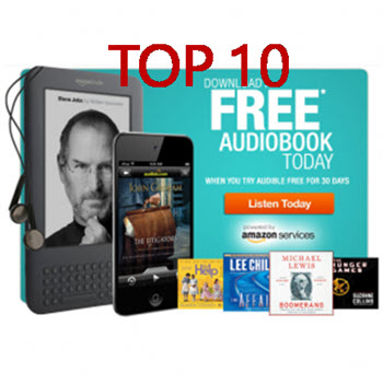 best free audible books