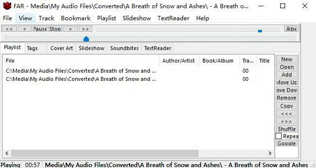 free audio reader