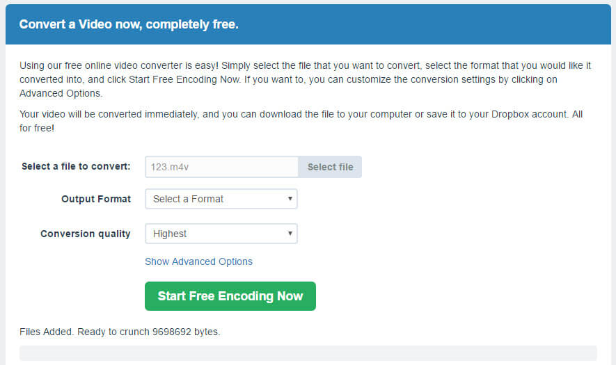 freeencoding video converter