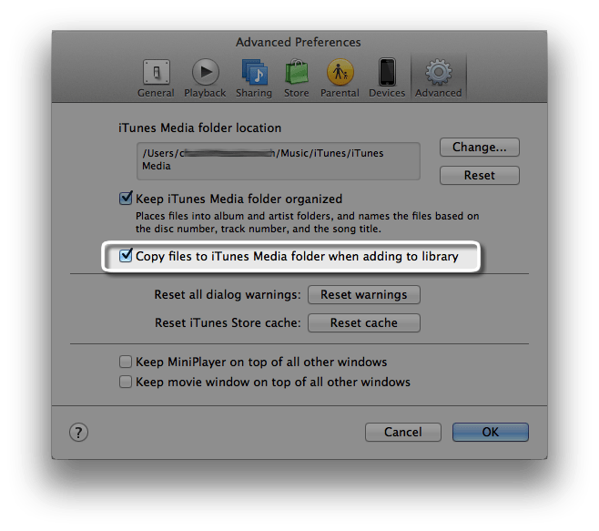 how to move movies from itunes to external hard drive