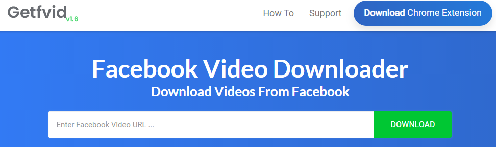 getvid facebook to mp3 converter