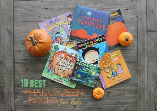 top halloween books for kids