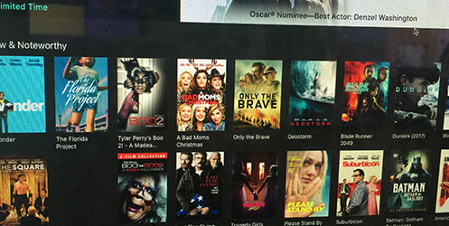 Movie Express - iTunes movies, TV shows