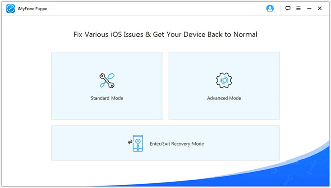 imyfone fixppo ios system recovery