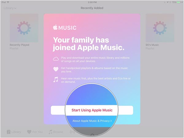 Apple Music Family Sharing: How to Set Up