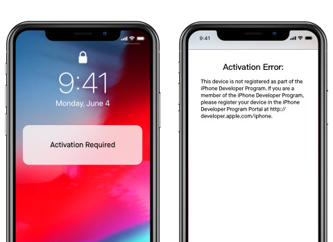 iphone activation error fix