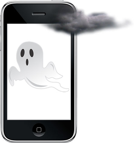 iphone ghost touch