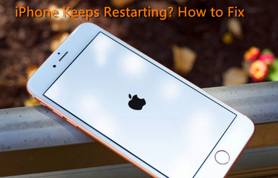 How to Fix My iPhone Keeps Restarting Problem