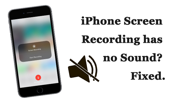 iphone screen recording fixed