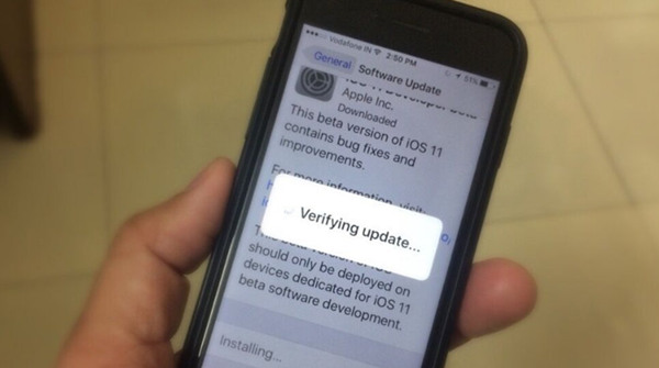 5 Ways to Fix iPhone Stuck on Verifying Update to iOS 12