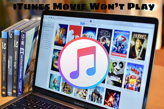itunes movies won't play