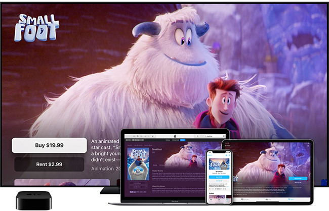 Solved] How to Download Rented Movies from iTunes