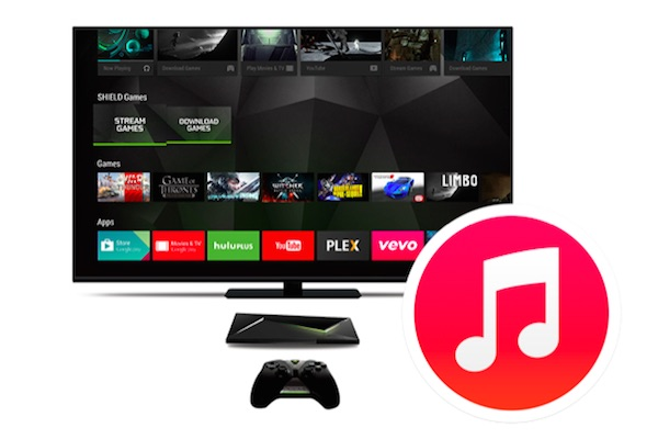 nvidia 4k shield android tv