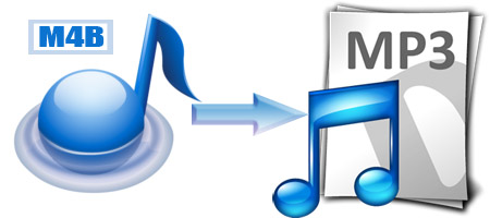 convert itunes m4b to mp3